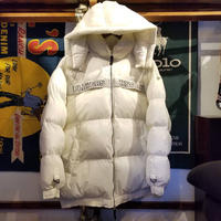 THE BARE FOX PLAYERS HISTORY down jacket (3XL)