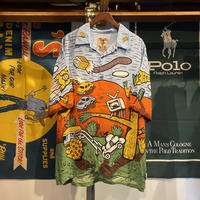 Mambo LOUD SHIRTS comic graphic S/S shirt