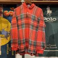 POLO RALPH LAUREN L/S cotton polo shirt (M)
