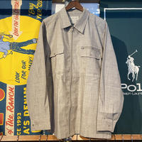 【web限定】scandia woods zip-up shirt jacket (L)
