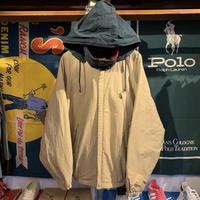 NAUTICA reversible down jacket(L)