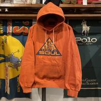 TRIPLE 5 SOUL triangle logo hoodie (L)