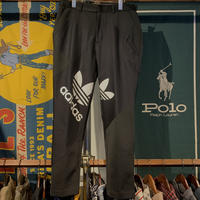 adidas drycleanonly remake trefoil suit pants (L)