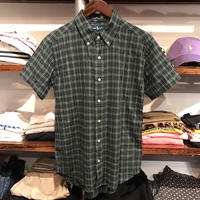 POLO RALPH LAUREN CLASSIC FIT  B.D. S/S check shirt (L)