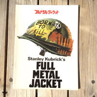 FULL METAL JACKET pamphlet