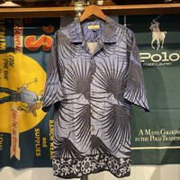 Tommy Bahama plant silk aloha shirt (L)