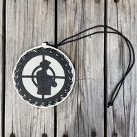 supreme × undercover public enemy medallion pouch
