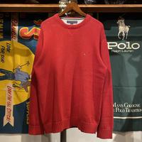 TOMMY HILFIGER small logo knit (L)