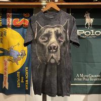 THE MOUNTAIN big print dog tee (S)