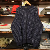 YVES SAINT LAURENT knit sweater (L)