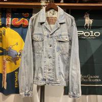 【web限定】JOKER BROS open collar denim jacket (M)