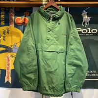 FILA SPORT logo nylon anorak jacket (XL)