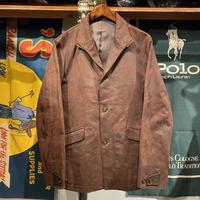 TAKEO KIKUCHI suede jacket