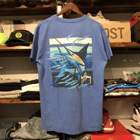 GUY HARVEY swordfish print tee