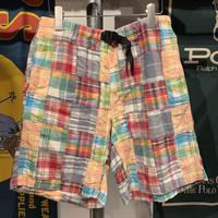 【web限定】GRAMICCI patch work shorts (S)