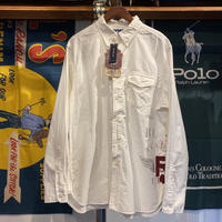【Dead Stock】POLO RALPH LAUREN graphic shirt (L)