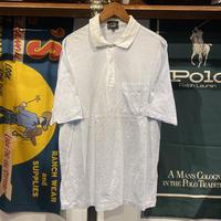 dunhill cotton polo shirt (M)