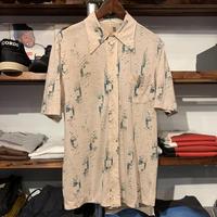 pga hemp blend summer shirt  (M)