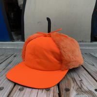 Thinsulate ear pad cap (Orange)