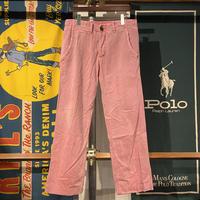 TRUE RELIGION cotton straight pants (31)