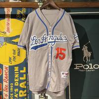 """majestic """"Losangeles"""" baseball uniform"""