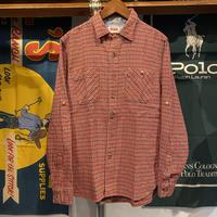 Levi's cotton check shirt (S)