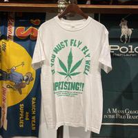 UPRISING! marijuana leaf tee (M)