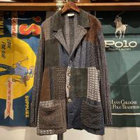 NANI BON multi patch jacket