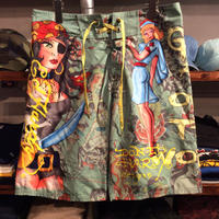 Ed Hardy swim shorts(31inch)
