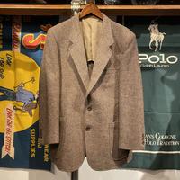 PECCI made in italy herring bone tailored jacket