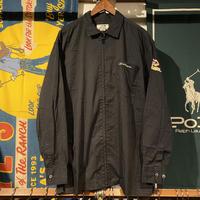 PIKO back print cotton jacket (XL)