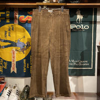 RE TREAT medium ridge corduroy pants (34)