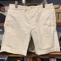 RRL cotton pants(White)