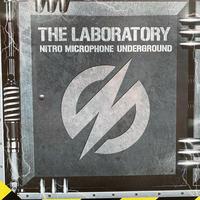 "NITRO MICROPHONE UNDER GROUND ""THE LABORATORY"" B3 poster"