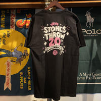 Stussy × STONES THROW 20th anniversary limited tee (L)