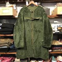 Military Sweden fur liner coat