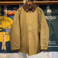 syndrome quilting duck jacket (L)