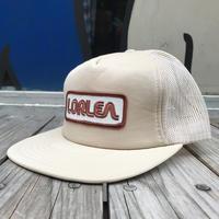 LORLEA box logo mesh cap