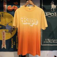 "A BATHING APE ""Bape®︎"" logo tee (M)"