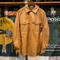 nobrand leather jacket