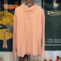POLO RALPH LAIREN small poney L/S  shirt (XL)