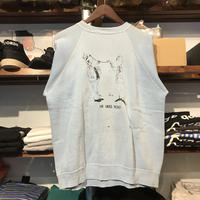 nobrand printed S/S sweat