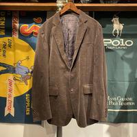 EPOCA UOMO corduroy tailored jacket (50)