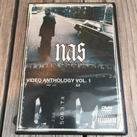 "NAS ""VIDEO ANTHOLOGY VOL.1"" DVD"