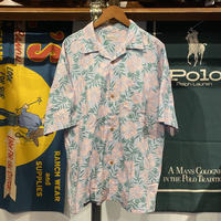 Original Fashion cotton aloha shirt (L)