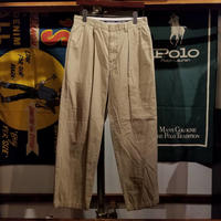 POLO GOLF cotton chino