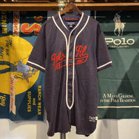 "【web限定】POLO SPORT ""Polo RL"" logo baseball shirt (L)"