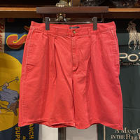 【Web限定】POLO RALPH LAUREN cotton shorts (34)