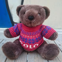 "RALPH LAUREN ""POLO sweater"" Polo bear"