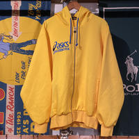 asics FOOTBALL GEAR zip-up hoodie (XO)